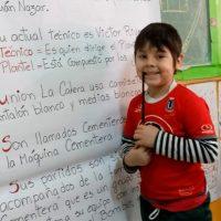Sebastián Leiva Casanova, Unión La Calera, disertación