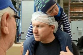 Andreas Graf, Julius, hijo con leucemia, horas libres, compañeros de trabajo