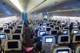 Conozca el lugar más sucio de un avión y no, ¡no es el baño!