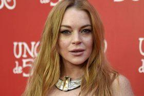 [FOTOS] Lindsay Lohan se volvió viral en las redes con su 'decadente' presente