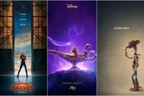 Reviviendo los clásicos: Disney anunció sus estrenos para el 2019.