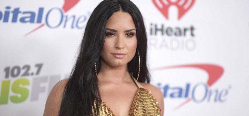 [FOTO] Demi Lovato reaparece en Instagram con este posteo y causó furor en las redes sociales