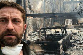 Incendio forestal en California también empieza a afectar a celebridades de Hollywood