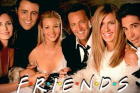 ¡FRIENDS se queda en Netflix!