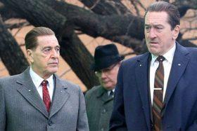 El Regreso de dos grandes será en Netflix:'The Irishman' promete
